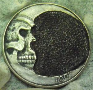 hobo skull larry foster